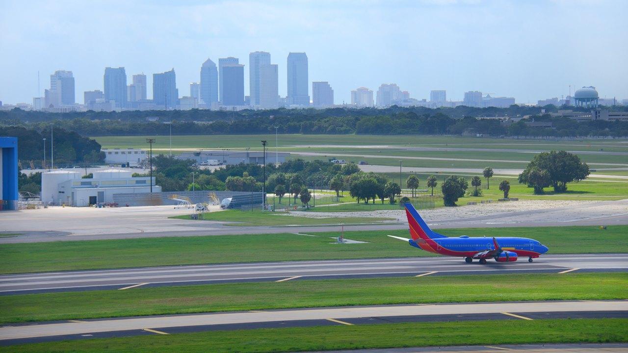 Letiště Tampa (TPA) | © Mike2focus | Dreamstime.com