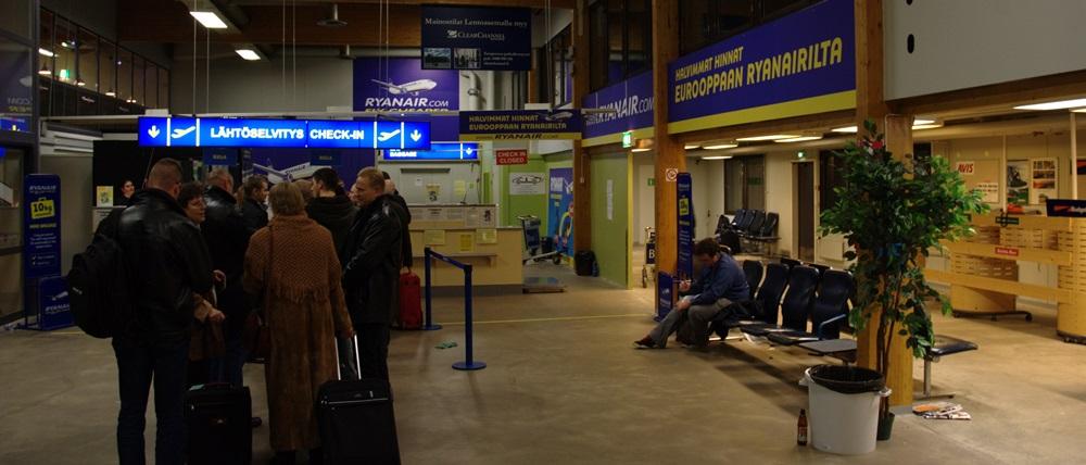 Letiště Tampere (TMP) | © Honza Soukup / Flickr.com