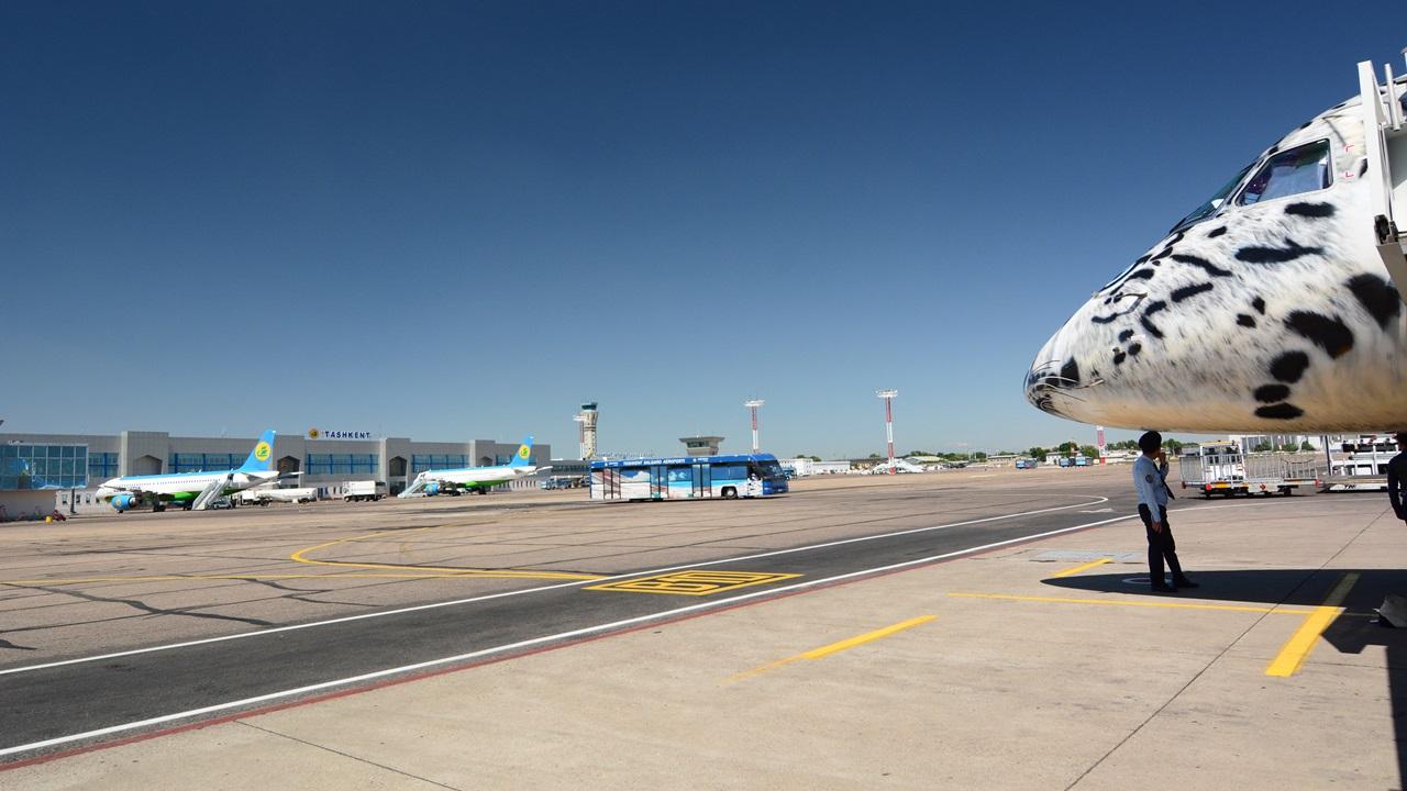 Letiště Taškent (TAS) | © Luca Roggero | Dreamstime.com