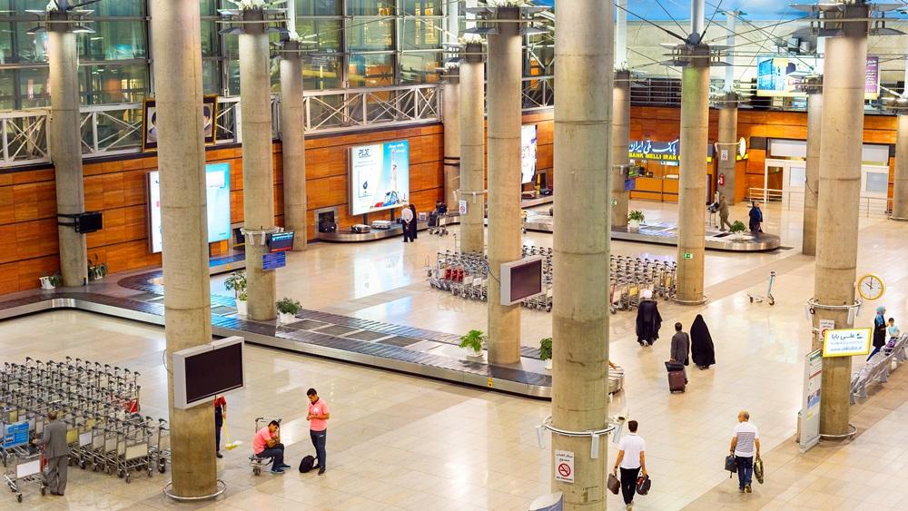 Letiště Teherán (IKA)   © Joyfull - Dreamstime.com