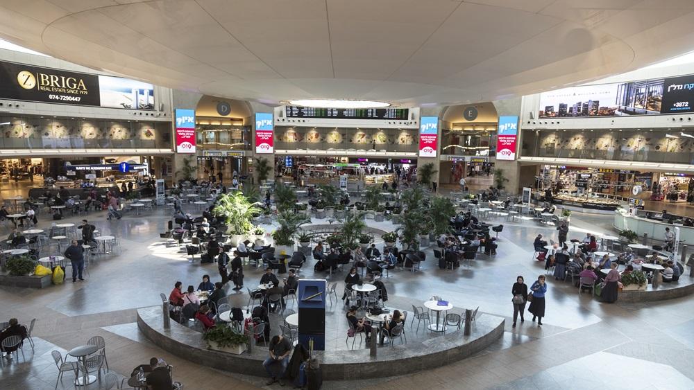 Letiště Tel Aviv (TLV) | © Natalia Volkova - Dreamstime.com