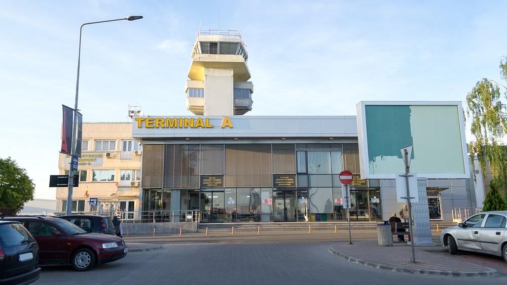Letiště Temešvár (TSR) | © Trazvan - Dreamstime.com