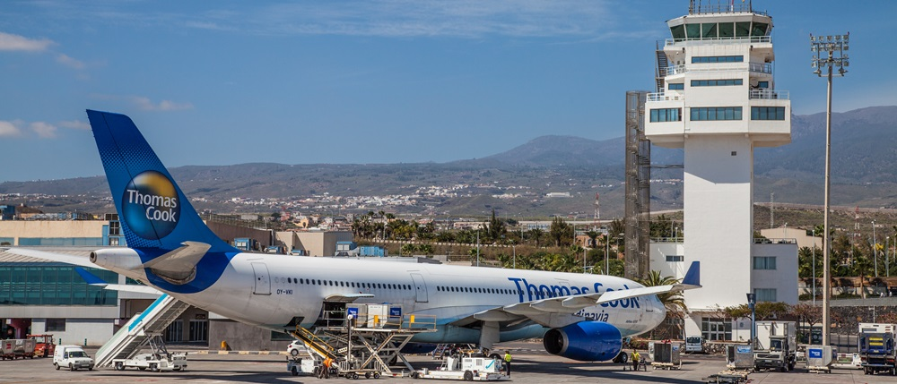 Letiště Tenerife South (TFS) | © Mariohagen - Dreamstime.com