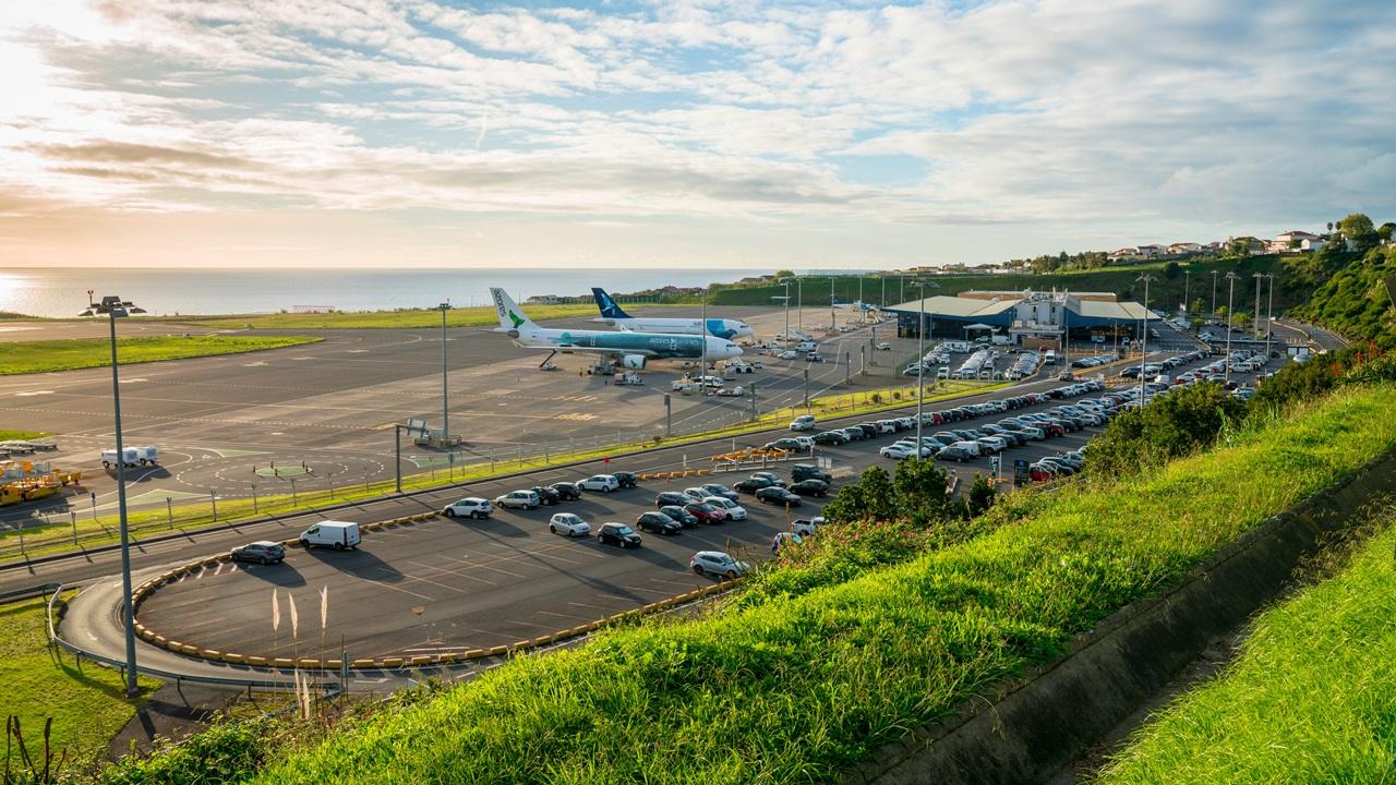 Letiště Terceira (TER) | © Ingus Kruklitis | Dreamstime.com