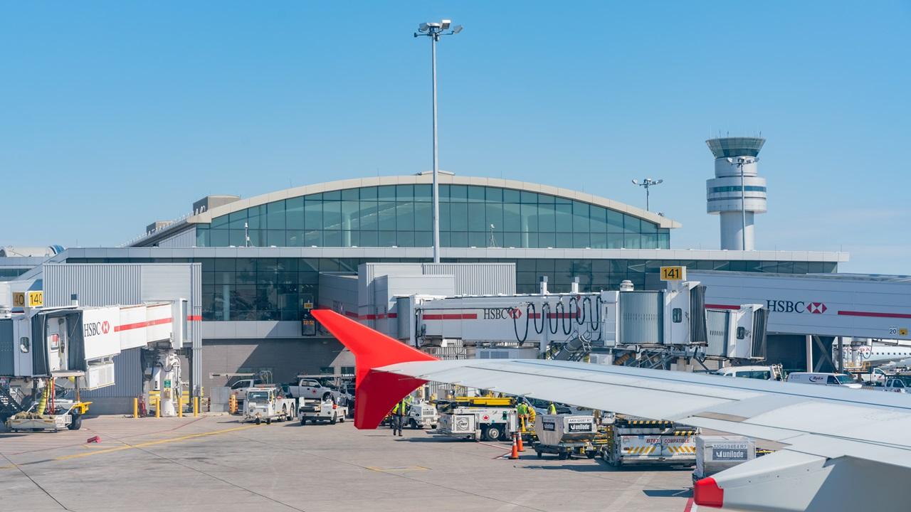 Letiště Toronto (YYZ)   © Chon Kit Leong   Dreamstime.com
