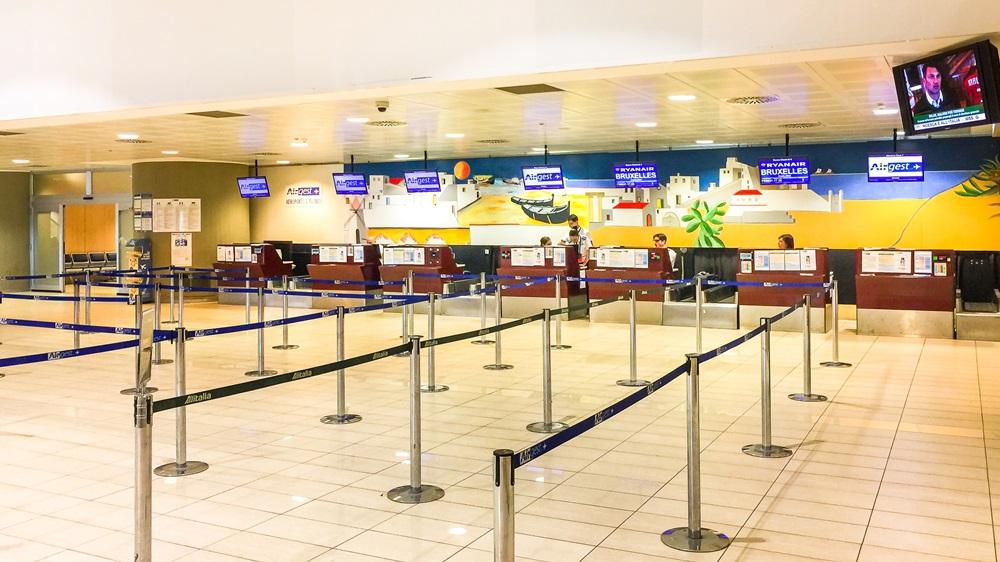 Letiště Trapani (TPS) | © Ellesi - Dreamstime.com