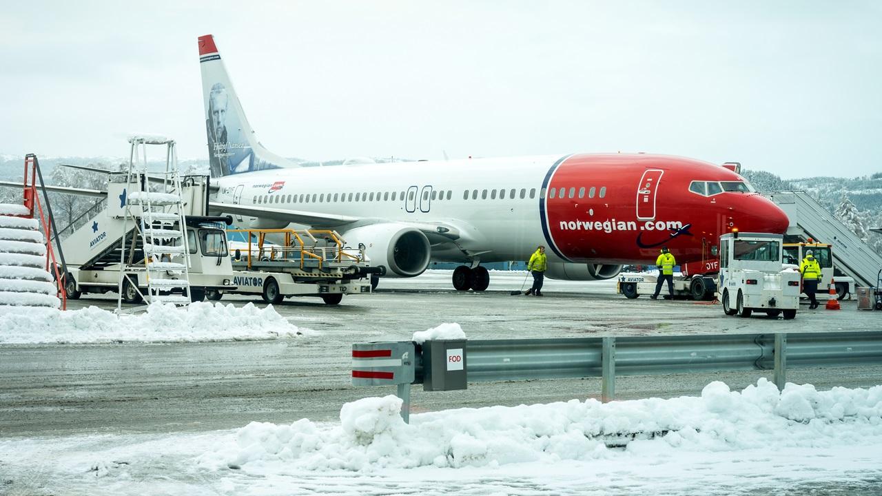 Letiště Trondheim (TRD) | © Piotr Wawrzyniuk | Dreamstime.com