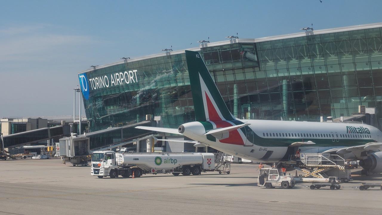 Letiště Turín (TRN) | © Claudiodivizia | Dreamstime.com