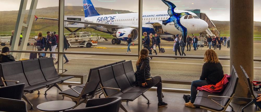 Letiště Vágar (FAE)   © Miroslav Liska - Dreamstime.com