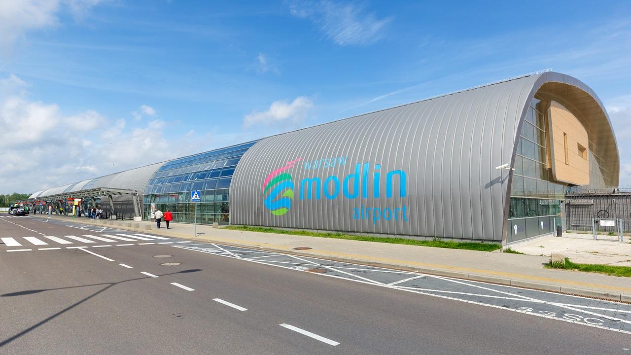 Letiště Varšava Modlin (WMI) | © Locha79 | Dreamstime.com