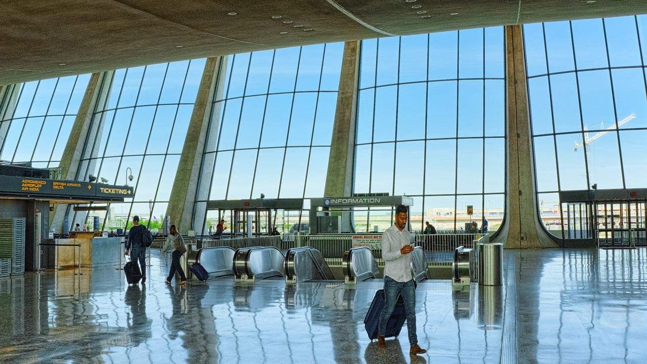Letiště Washington Dulles (IAD)   © Vitalyedush   Dreamstime.com