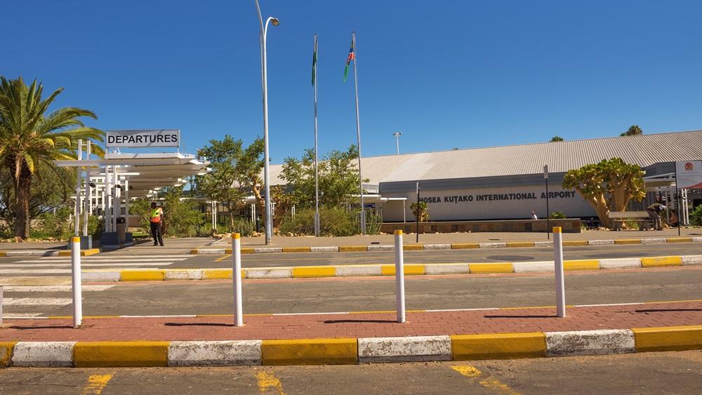 Letiště Windhoek (WDH)   © Miroslav Liska - Dreamstime.com