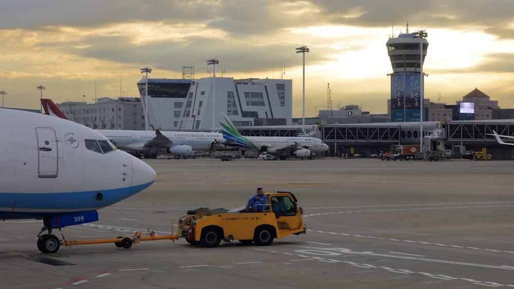 Letiště Xiamen (XMN) | © Maocheng - Dreamstime.com