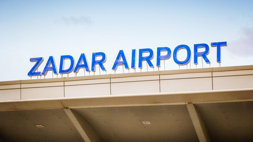 Letiště Zadar (ZAD) | © Carolannefreeling - Dreamstime.com