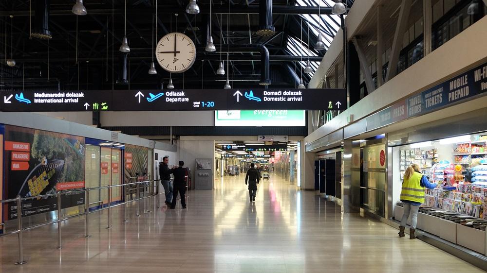 Letiště Záhřeb (ZAG)   © Zatletic - Dreamstime.com