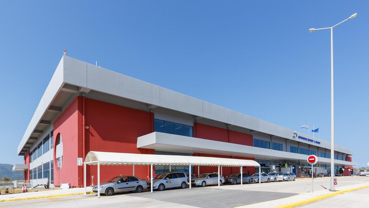 Letiště Zakynthos (ZTH) | © Boarding1now | Dreamstime.com