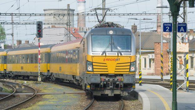Levně vlakem do Chorvatska: Regiojet nabízí zpáteční jízdenky do Rijeky za 1180Kč