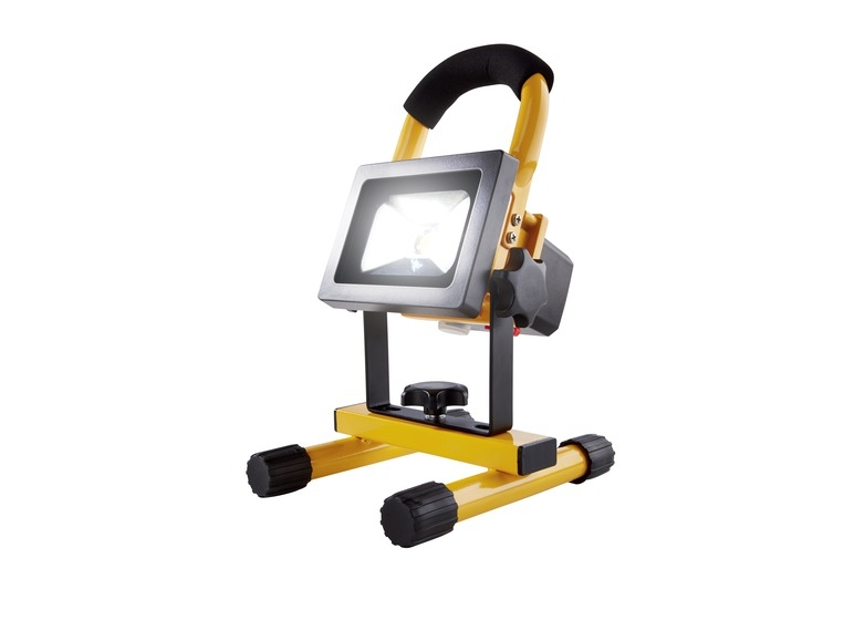 Li-Ion aku reflektor 10 W Powerfix Profi PLS 10 A2