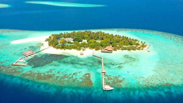 Maledivy zPrahy na 9dní od 28990Kč (plná penze, 4* hotel)