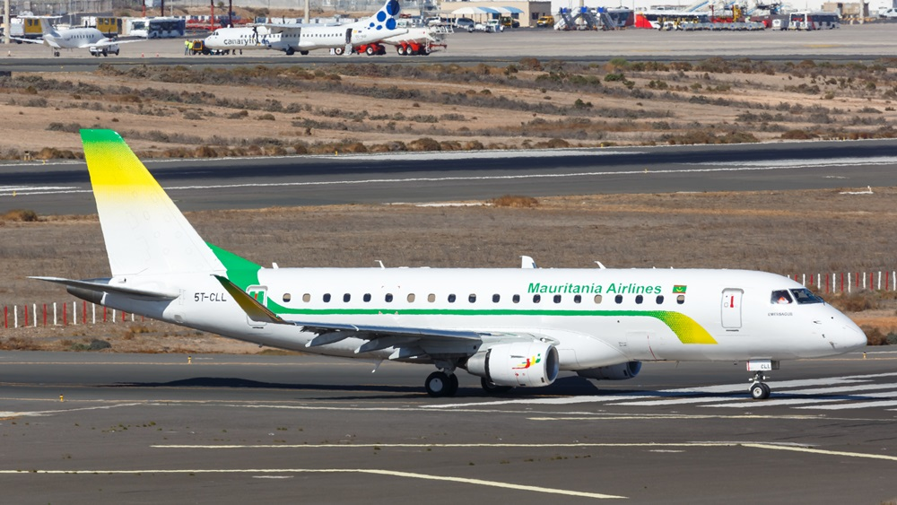 Mauritania Airlines International | © Boarding1now | Dreamstime.com