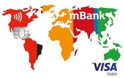 mKarta Svět od mBank