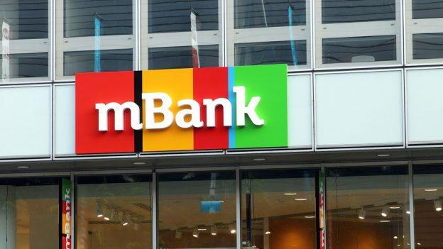 mBank nabízí za založení nového účtu odměnu dvakrát 100 eur*