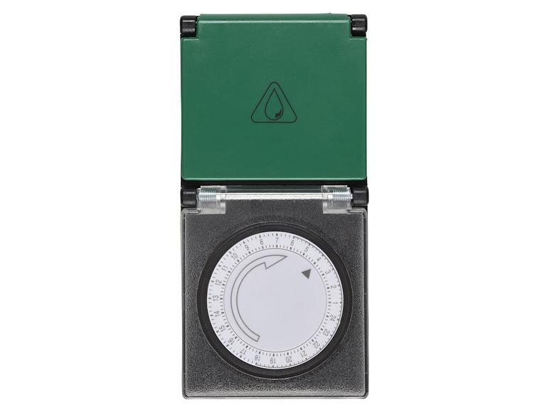 Mechanické spínací hodiny Powerfix