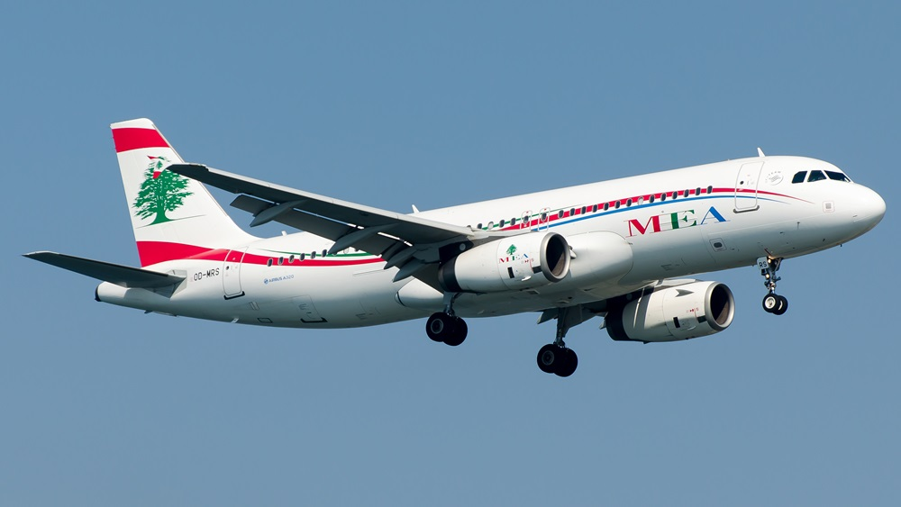 Middle East Airlines | © Alpiee | Dreamstime.com
