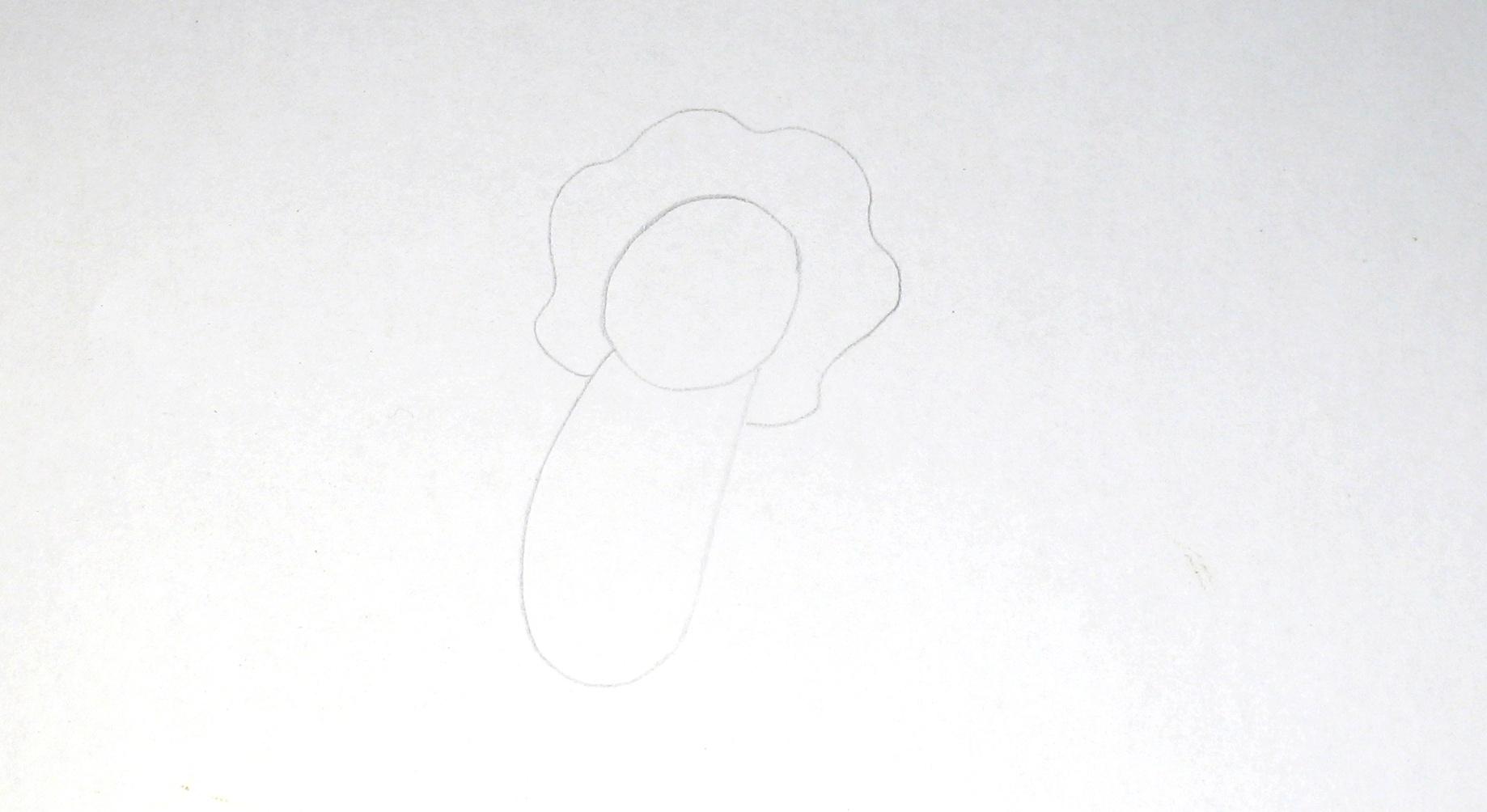 Jak nakreslit miminko