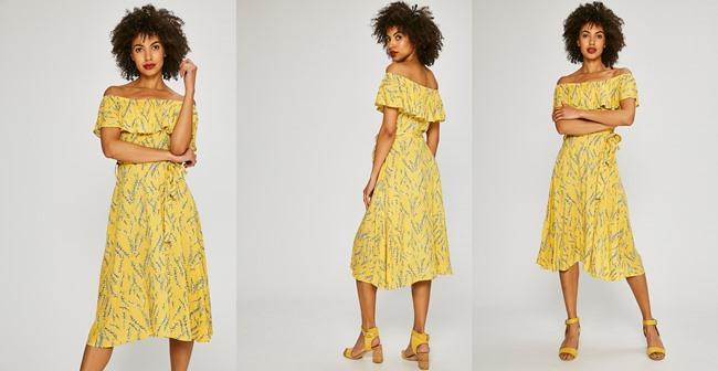 Módní hlídka: 10 tipů na letní šaty do 499 Kč