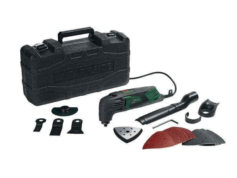 Multifunkční nástroj Parkside PMFW 310 B1 (310 W)