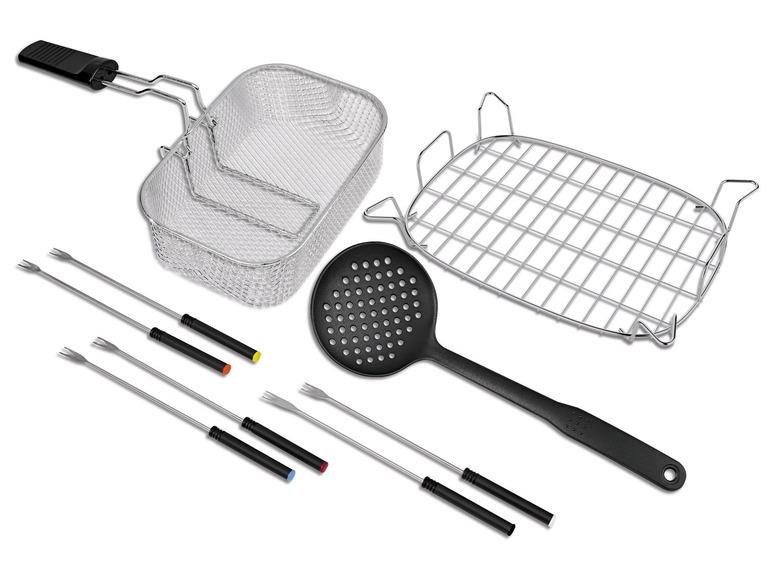 Multifunkční vařič 6 v1 Silvercrest SMKE 1500 A1