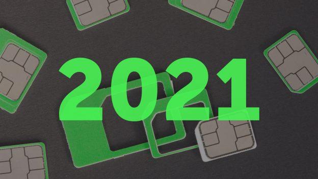 Nejlepší předplacená SIM karta 2021: Přehled předplacenek od 17 operátorů