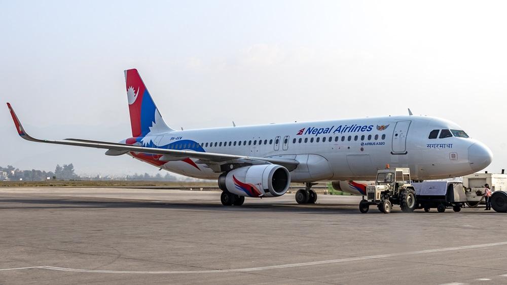 Nepal Airlines | © Siraj Ahmad | Dreamstime.com