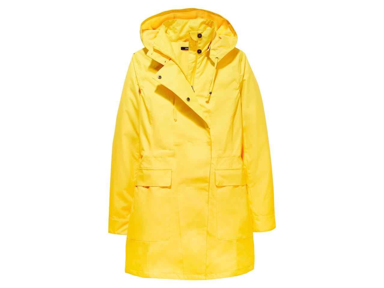 Nepromokavý kabát Esmara