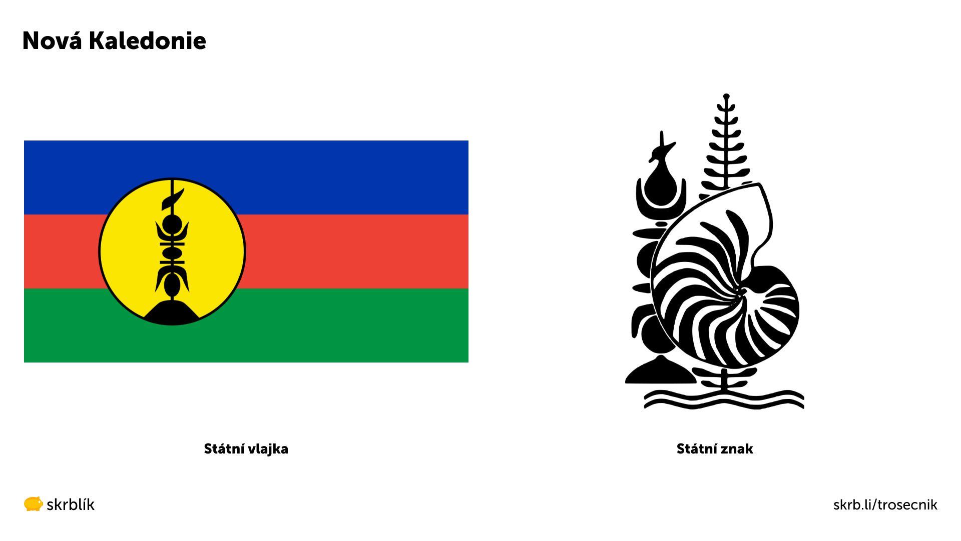 Nová Kaledonie