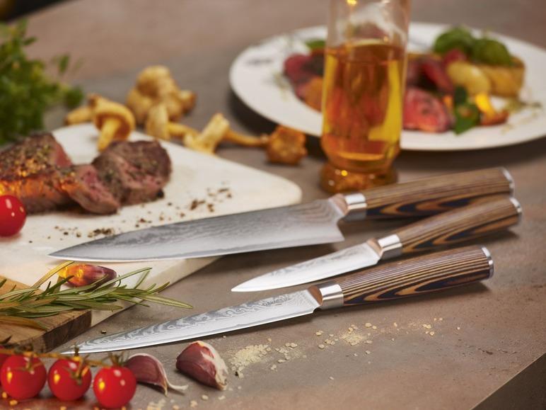 Nůž na maso zdamascenské oceli Ernesto