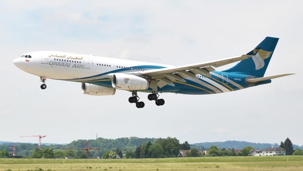 Oman Air   © Astra490   Dreamstime.com