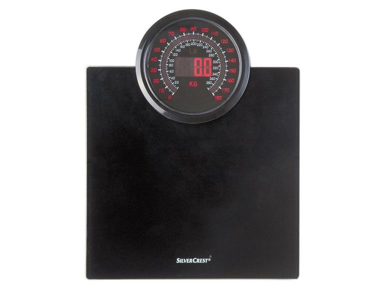 Osobní váha Silvercrest SPWC 180 B1