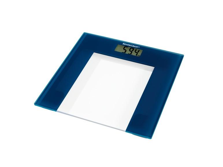 Osobní váha Silvercrest SPWG 180 B1