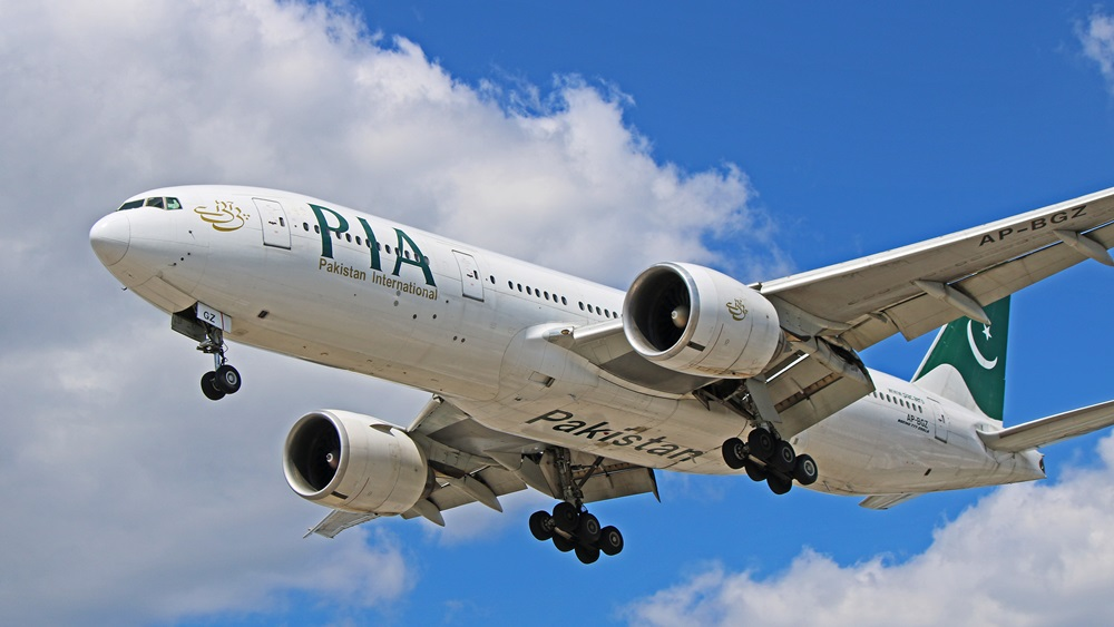 Pakistan International Airlines | © Tom Samworth | Dreamstime.com