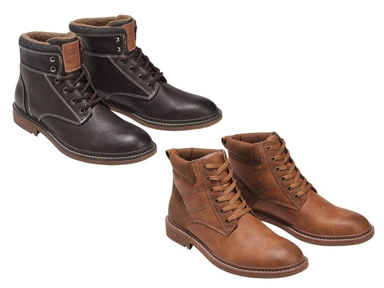 Pánská kotníková obuv Livergy