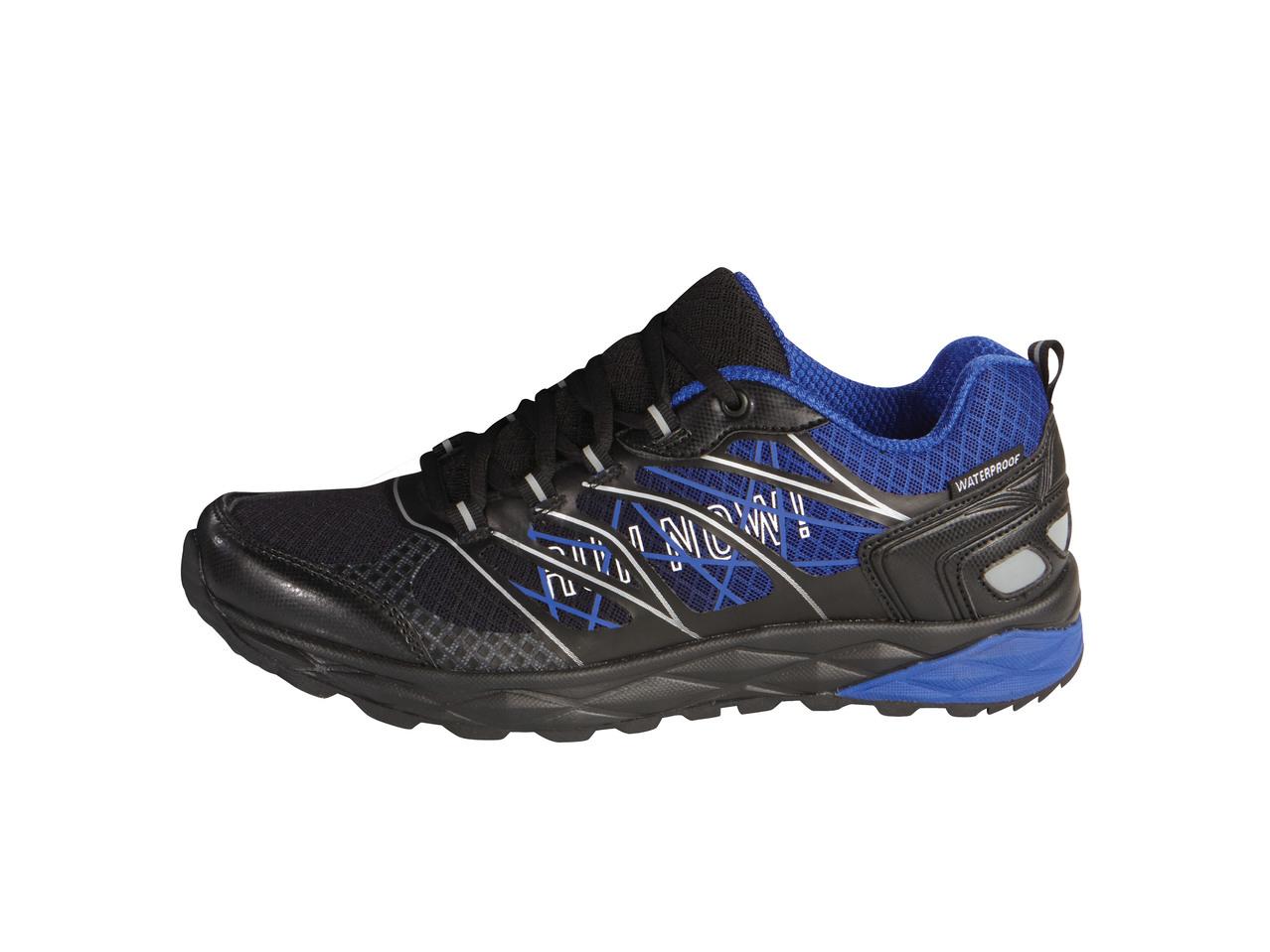 Pánská nepromokavá běžecká obuv Crivit