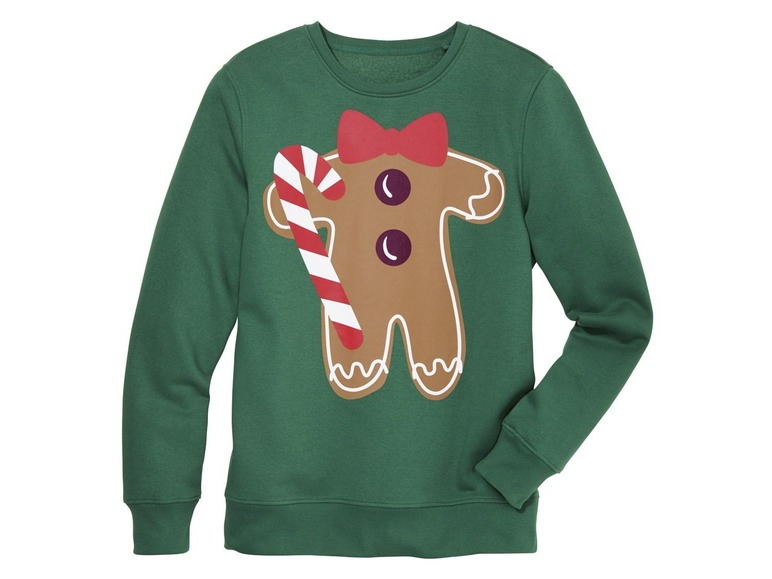 Pánská vánoční mikina Livergy
