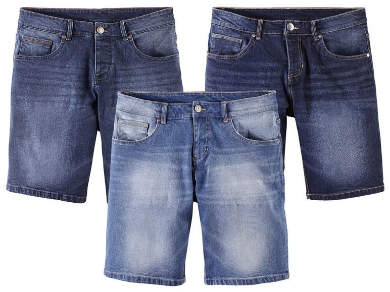 Pánské džínové šortky Livergy z Lidlu  279bb7cd1d