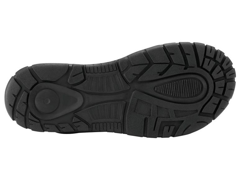 Pánské kožené sandály Crivit
