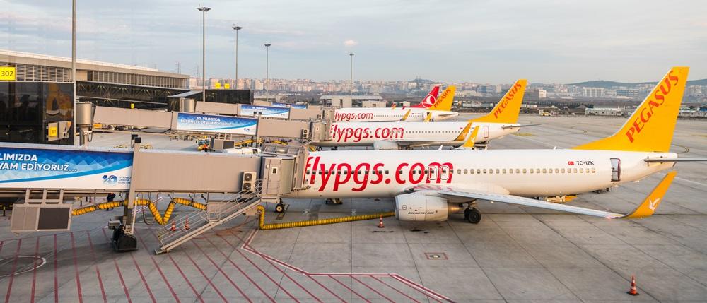 Pegasus Airlines | © Zz3701 - Dreamstime.com