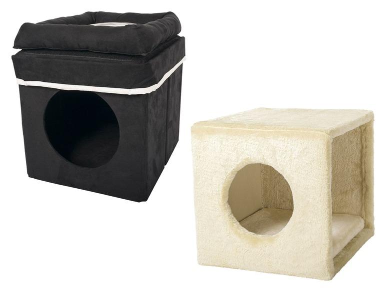 Pelíšek pro kočky Zoofari
