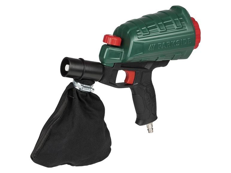 Pneumatická pískovací pistole Parkside PDSP 1000 D5