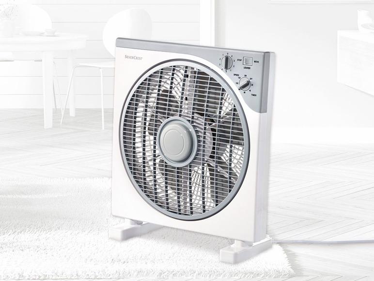 Podlahový ventilátor Silvercrest SBV 50 A1